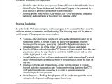 Incentive Proposal Template Template Incentive Letter Template