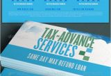 Income Tax Business Card Templates Tax Preparation Flyers Templates Maydesk Com