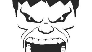 Incredible Hulk Face Template Incredible Hulk A4 Airbrush Wall Art Paint Stencil Genuine