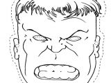 Incredible Hulk Face Template Incredible Hulk Face Coloring Pages Coloring Page