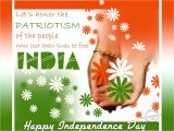 Independence Day Greeting Card Handmade Indian Independence Day Images Indian Independence Day