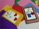 Independence Day Greeting Card Handmade Particular Craft Idea Homemade Greeting Cards