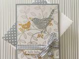 Independence Day Greeting Card Handmade Springtime Foils for the Remarkable Inkbig March Blog Hop