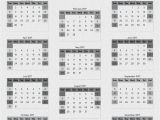 Indesign Calendar Template 2017 2017 Calendar Template Indesign Calendar