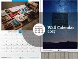 Indesign Calendar Template 2017 Wall Calendar 2017 by Mikhailmorosin thehungryjpeg Com
