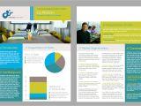 Indesign Case Study Template Brochure Publisher 39 S Corner