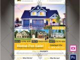 Indesign Real Estate Flyer Templates Real Estate A4 Flyer Psd Template Indesign Psdmarket