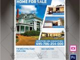 Indesign Real Estate Flyer Templates Simple Real Estate A4 Flyer Psd Template Indesign