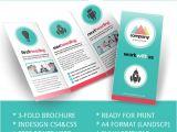 Indesign Tri Fold Brochure Templates Free Download Brochure Indesign Template Free Best and Professional
