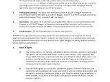 Influencer Contract Template Blogger Agreement form Template
