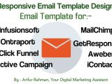 Infusionsoft Email Newsletter Templates Create Email Template for Ontraport Infusionsoft