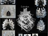 Ingrid Siliakus Templates Simply Creative origami Architecture Of Ingrid Siliakus