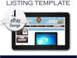 Inkfrog Templates Ebay Listing Template Design Compatible with Inkfrog