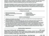 Instrumentation Engineer Resume 59 Great Electrical and Instrumentation Engineer Resume
