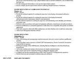 Instrumentation Engineer Resume Instrumentation Resume Samples Velvet Jobs