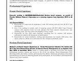 Instrumentation Engineer Resume Resume for Metering or Instrumentation Engineer
