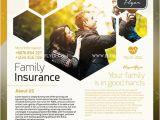 Insurance Flyer Templates Free 15 Free Premium Flyer Psd Templates for Insurance Agency