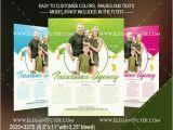 Insurance Flyer Templates Free Free Insurance Agency Flyer Template by Elegantflyer