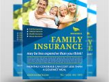 Insurance Flyer Templates Free Insurance Flyer Template by Owpictures Graphicriver