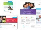Insurance Flyer Templates Free Medical Insurance Flyer Ad Template Word Publisher