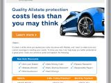 Insurance Quote Email Templates Quoteburst Products