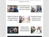 Insurance Sales Email Template 10 Best Insurance Email Templates Insurance Agencies