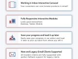 Interactive Email Template Kinetic Introduction