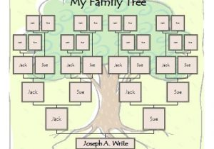 Interactive Family Tree Template Family Tree Template Family Tree Template Interactive