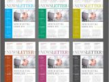 Interactive Newsletter Templates 10 Best Indesign Newsletter Templates Design Freebies