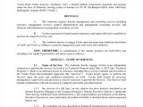 Interim Management Contract Template 17 Management Contract Templates Pages Word