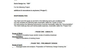 Interior Design Contract Template 7 Interior Designer Contract Templates Word Pages Pdf