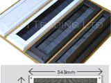 Interior Letter Box Cover Pvc Door Plastic Letter Box Plate Seal Flap Cover Internal