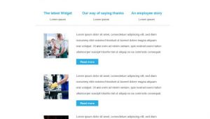 Internal Email Newsletter Templates 5 Really Good Internal Email Templates that Work In Outlook