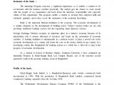 Internship Proposal Template the Internship Research Report Proposal format for Dbbl
