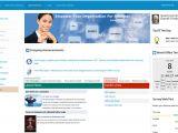 Intranet Portal Design Templates Corporate Intranet Portal Templates Templates Resume