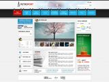 Intranet Portal Design Templates Sharepoint Intranet Portal by Blackiron On Deviantart