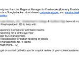 Investment Banking Cold Email Template Cold Email Template 7 Cold Email Examples that Guarantee