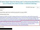 Investment Banking Cold Email Template Professional thesis and Dissertations Writing Services