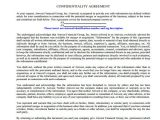 Investment Group Contract Template 19 Confidentiality Agreement forms In Pdf Free