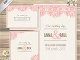 Invitation Card Content for Wedding ornamental Wedding Invitation Card