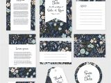 Invitation Card Design for Marriage Cards Template for Wedding Stock Vektor Art Und Mehr Bilder