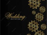 Invitation Card Design for Marriage Wedding Card with Creative Design and Elegent Style