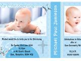 Invitation Card for Christening Background 25 Luxury Layout Design for Baptism
