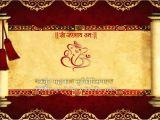 Invitation Card In Marathi format Sakharpuda Invitation Marathi Word Cobypic Com