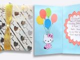 Invitation Card Kaise Banate Hain How to Make Birthday Invitation Card Craft Ideas for Birthday