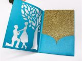 Invitation Card Size In Cm Wedding Invitation Card Bride and Groom Pattern Love Card