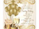 Invitation Card Yellow 60th Birthday Create Your Own Invitation Zazzle Com Gold Birthday