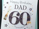 Invitation Card Yellow 60th Birthday Uncle Grandad Personalised Handmade Stars 70th Birthday Card