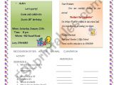 Invitation for Teachers Day Card Invitations Esl Worksheet by Supergirls