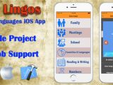 Ios App Templates Xcode Easy Lingos Ios Xcode App Template Codester